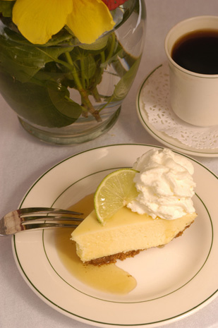 Auch in punkto Gaumenfreuden haben die Keys einiges zu bieten. Dazu gehört der berühmte Key Lime Pie. (Foto Bob Krist)