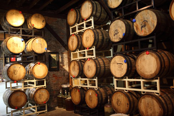 Eine von 125 Bierherstellern in Morth Carolina: die  Mother Earth Brewery. (Foto  Visit NC)