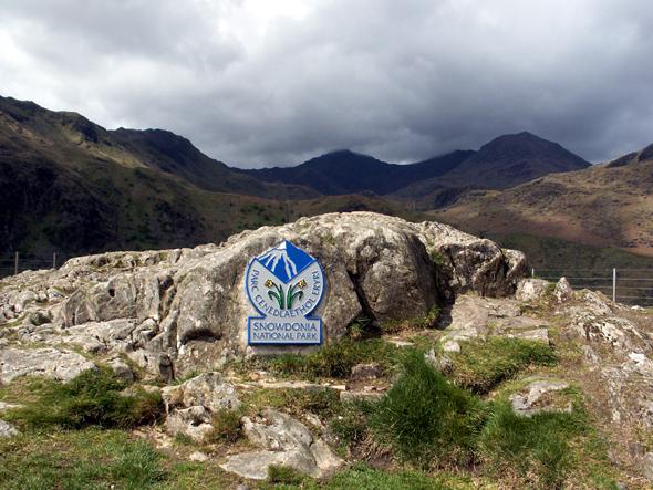Ein Mythos mit grandiosen Bergpanoramen: der Snowdonia Nationalpark. (Foto Karsten-Thilo Raab)