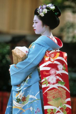 In Kanazawa genießt die Geisha-Kultur bis heute einen hohen Stellenwert. (Foto JNTO)