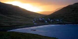 Totale Sonnenfinsternis auf den Färöer Inseln