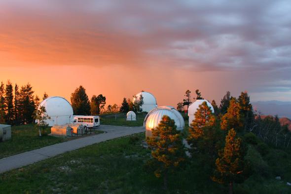 Die Natur meint es in diesem Teil der USA gut mit allen Sternenguckern. (Foto Arizona Tourism)