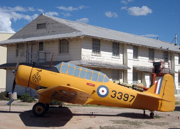Freunde amerikanischer Luzftfahrtgeschichte kommen in Arizona rund um Flagstaff voll auf ihre Kosten. (Foto Arizona Tourism)