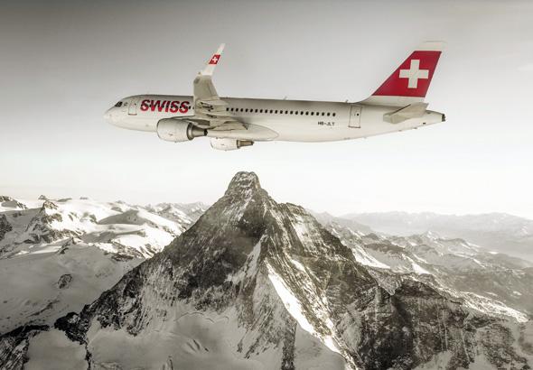 Swiss bietet nun von elf deutschen Flughäfen Verbindungen nach Zürich an. (Foto Schweiz Tourismus)