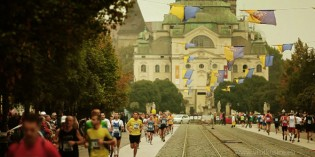 Ältester Marathon Europas steigt in Košice