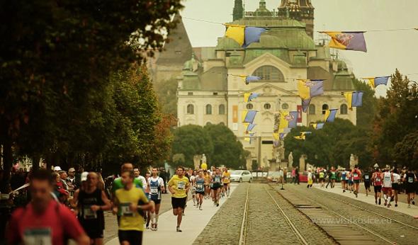 Das slowakische Košice beheimatet den zweitältesten Marathonlauf der Welt und den ältesten in Europa.