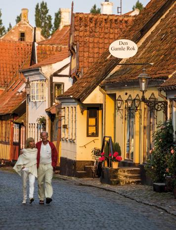 Ærø ist ein Stück Bilderbuch-Dänemark. (Foto Bjørg Kiær)
