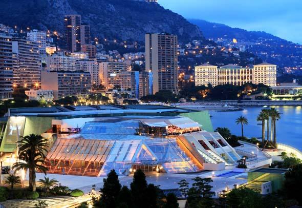 Totaler Luxus steht bei der Messe Top Marques Monaco im Grimaldi Forum in Monte-Carlo im Mittelpunkt.