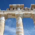 Koulouri-Genuss am Fuße der Akropolis