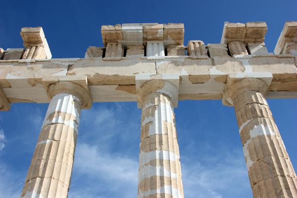 Athen hat weit mehr zu bieten als die beeindruckende Akropolis. (Foto Karsten-Thilo Raab)
