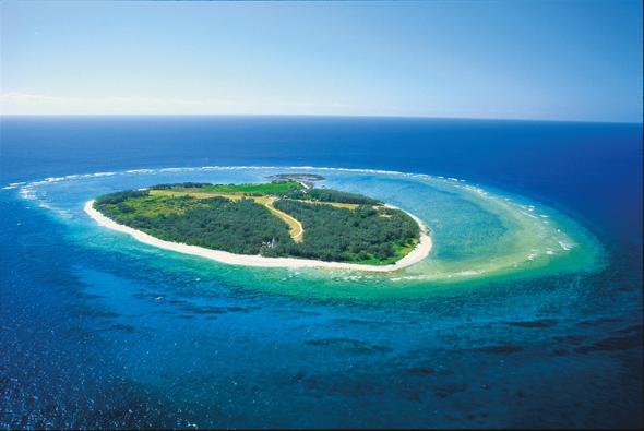 Inseltraum am Great Barrier Reef: Lady Elliot Island.