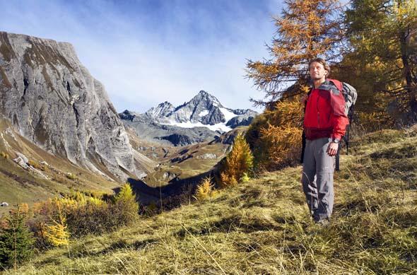 Der Nationalpark Hohe Tauern lädt zu endlosen Wanderungen ein. (Foto Lorenz Marko)