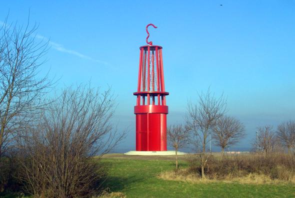 Größer als der Vatikan: die Fläche der Halde Rheinpreußen in MOers. (Foto Marwel/Pixelio)
