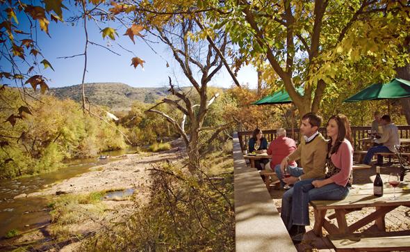 Drei ausgewiesene Wine Trails verbinden die Weingüter im US-Bundesstaat Arizona.