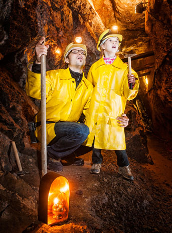 Im Erzgebirge bieten Bergwerke und Bergbaumuseen am 6. und 7. Juni besondere Veranstaltungen an. (Foto Frank Graetz)