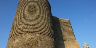 Baku – gigantische Metropole am Kaspischen Meer