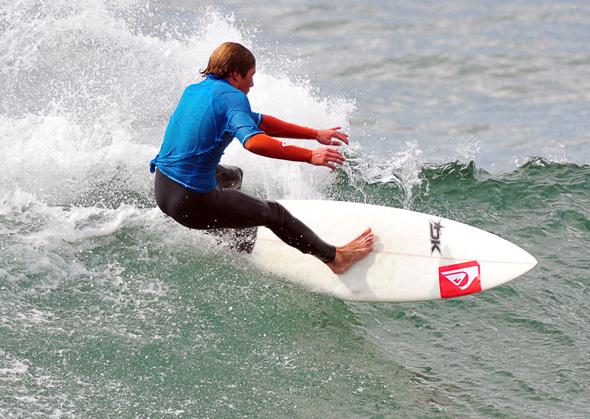 Im irischen Bundoran suchen Mitte Juni wieder die besten Surfer Europas nach der perfekten Welle.
