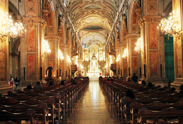 Prächtiges Gotteshaus: die Catedral de Santiago. (Foto Karsten-Thilo Raab)