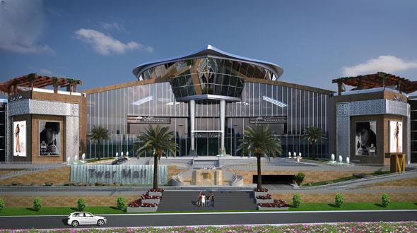 Mit der Tawar Mall öffnet in diesem Jahre die erste solarbetriebene Mall in Katar ihre Pforten. (Foto Twar Mall)