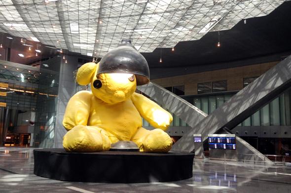 Lamp Bear 1