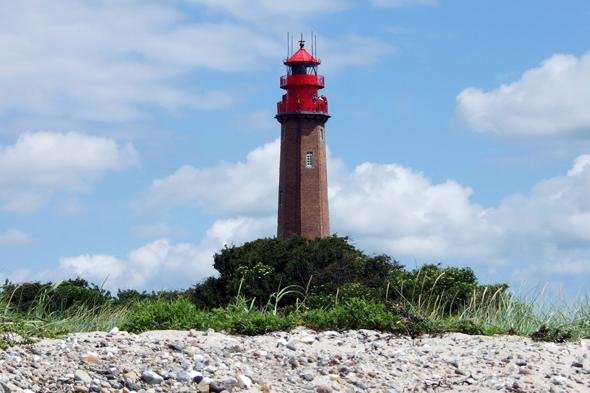 Strandidylle auf Fehmarn. (Foto Tourismus Service Fehmarn)