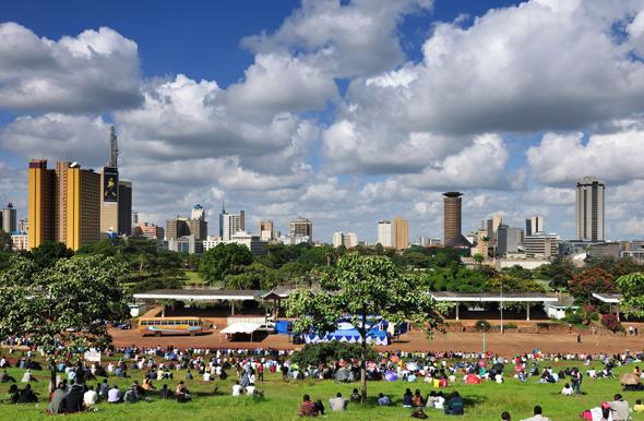 Kenias Hauptstadt Nairobi wird ab Herbst mehrmals wöchentlich von Lufthansa direkt angeflogen. (Foto Kenya Tourism)