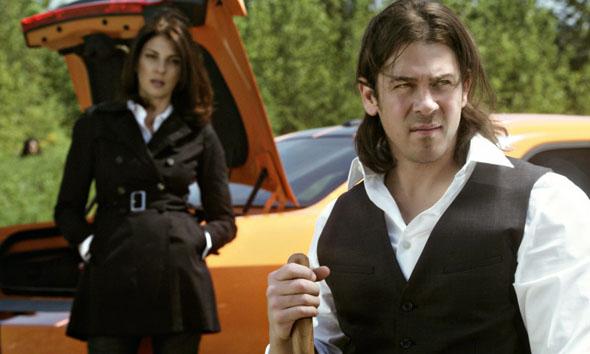 Leverage erweist sich als eine Art moderner Robin-Hood-Film mit vielen  unterhaltsamen Wendungen.