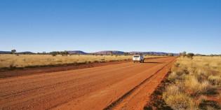 Geocaching in den Weiten des Outback Ways