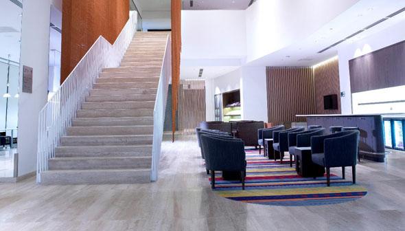 Die neue VIP-Lounge von LAN und TAM Airlines in Santiago de Chile ist 22 Stunden am Tag geöffnet.