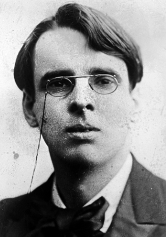 Nobelpreisträger William Butler Yeats (Foto Tourism Ireland)