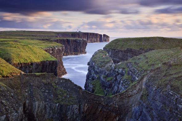 Eine der schönsten, weitgehend unbekannten Flecken in Irland: die Loop Head Peninsula. (Foto Tourism Ireland)