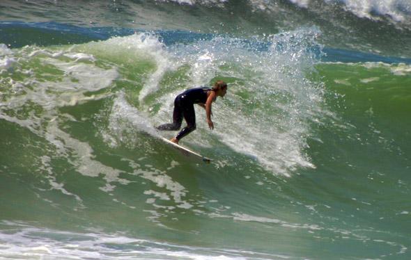 Sowohl an der Pazifik- als auch an der Karibikküste von Zentralamerika finden sich hervorragende Surf-Spots. (Foto Christian Seidel/Pixelio)