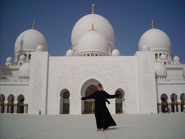 Mit dem notwendigen Respekt wird der Ramadan zu einen besonderen Erlebnisse für Europäer. (Foto Janine Grimmig/Pixelio)