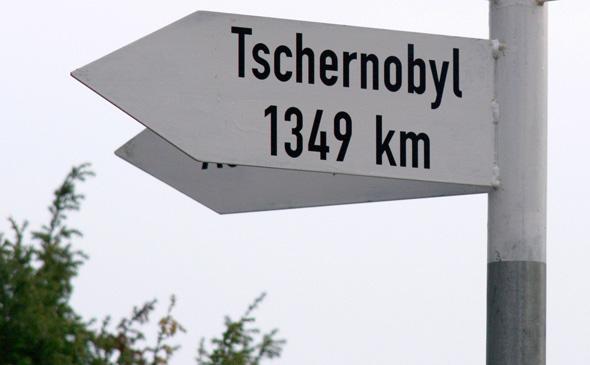 Knapp drei Jahrzehnte nach dem Reaktorunglück von Tschernobyl wird die dortige Sperrzone um zwei Drittel reduziert. (Foto Andreas Kinski/Pixelio)