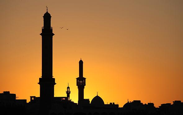 In den 30 Tagen des Ramadan entfaltet Dubai einen ganz besonderen Charme. (Foto Reinhold Kiss/Pixelio)