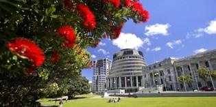 "Wellington: 150 Jahre ""coolste Hauptstadt"" der Welt"
