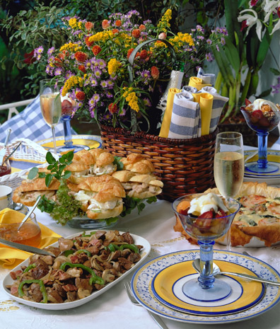 So abwechslungsreich wie das Land selber ist auch die Küche Südafrikas. (Foto South African Tourism )