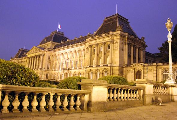 """Vom 22. Juli bis zum 6. September öffnet der königlicher Palast in Brüssel wieder seine Pforten für """"Otto-Normal-Verbraucher"""". (Foto Karsten-Thilo Raab)"""