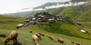 Khinalig – gut gehütetes Geheimnis im Kaukasus