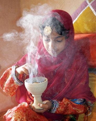 Das Sultanat Oman gehört zu den großen Weihrauchproduzenten der Welt.