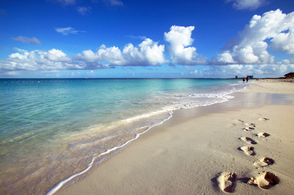 Die Karibikinsel Aruba weiß nicht nur mit Traumstränden zu begeistern, sondern word beim International Film Festival auch zum Treff der Stars und Sternchen.
