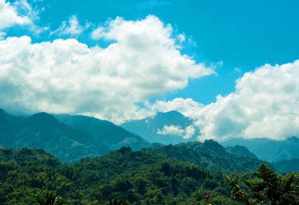 Jamaikas erstes Weltnatur- und Weltkulturerbe unter dem Schutz der UNESCO: die Blue and John Crow Mountains.