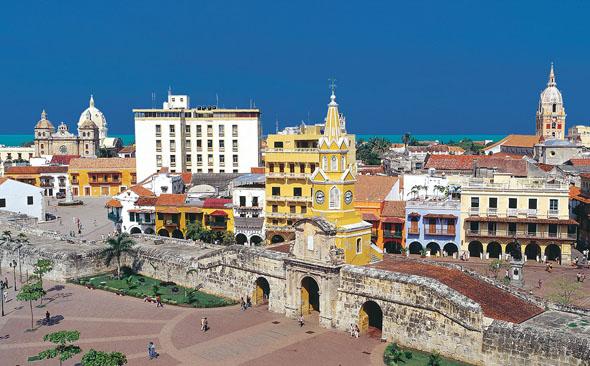 Cartagena de Indias gilt nicht von ungefähr für viele als die wohl schönste Stadt der Welt.