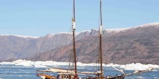 Neues von den sieben Weltmeeren: Segelschiff mit Hybrid-Antrieb – neue Elb-Verbindung