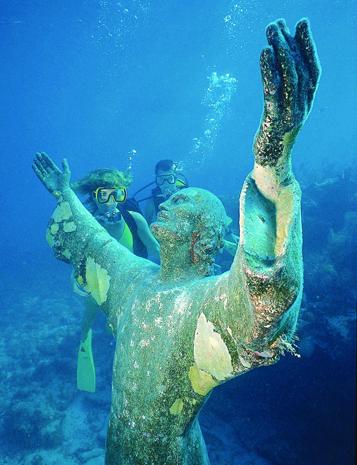 Ein magischer Ort: der Unterwasserpark John Pennekamp State Park . (Foto Visit Florida)