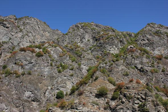 Nicht nur für Wanderer und Bergsteiger hat der Kaukasus einiges zu bieten. (Foto Karsten-Thilo Raab)
