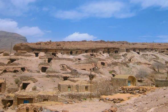 Die Höhlenlandschaft von Maymand im Iran steht nun als Weltkulturerbe unter dem Schutz der UNESCO. (Foto SM Mirhosseini)