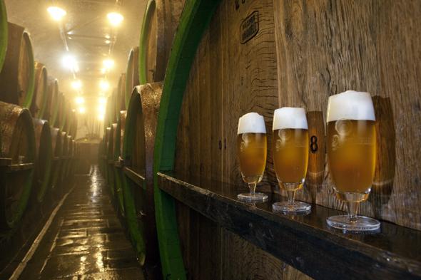 Ein Besuch der weltberühmten Brauerei ist auch im Kulturhauptstadtjahr ein absolutes Muss.