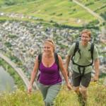 Moselsteig-Seitensprünge und alpine Klettersteige