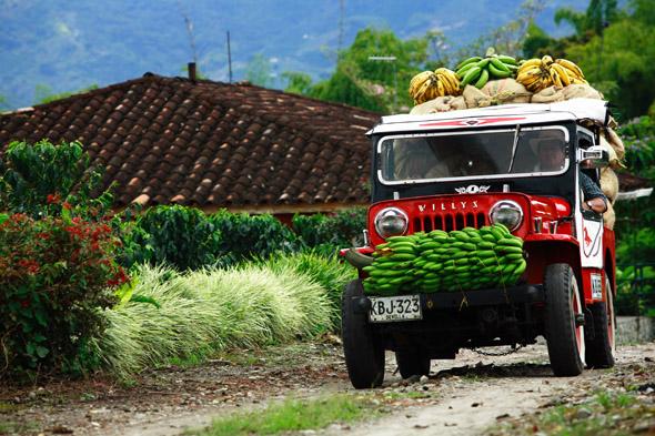 Kolumbien ist eine Wundertüte voller herrlicher Postkartenmotive.